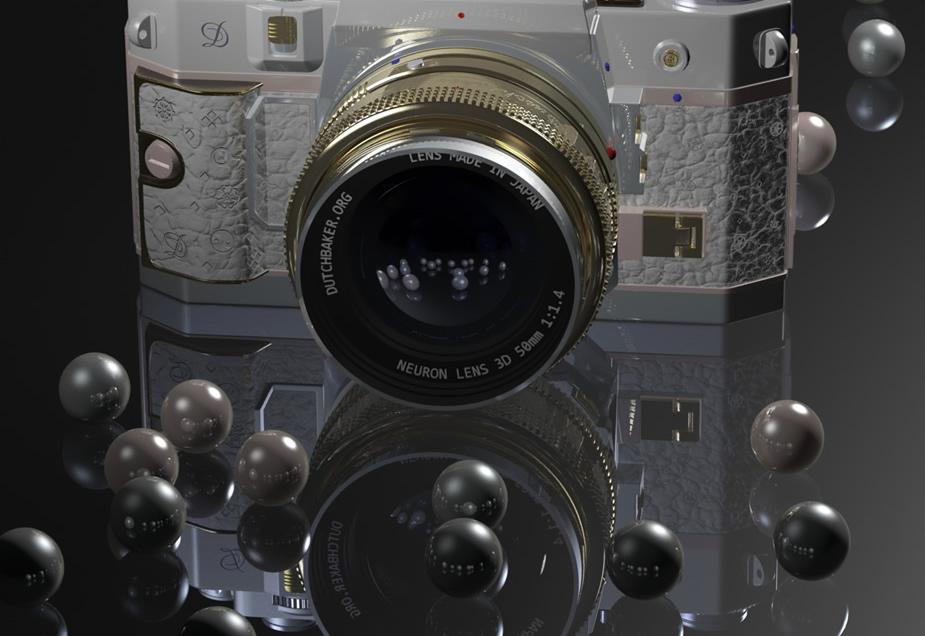 Dutchbaker Hyperrealistic 3d visuals