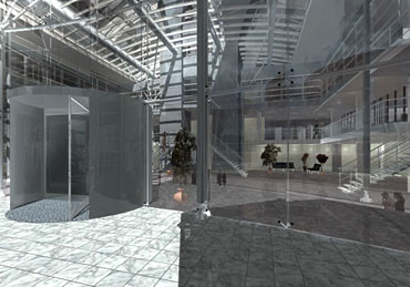 3D visualisatie artists impressions presentaties van producten en architectuur