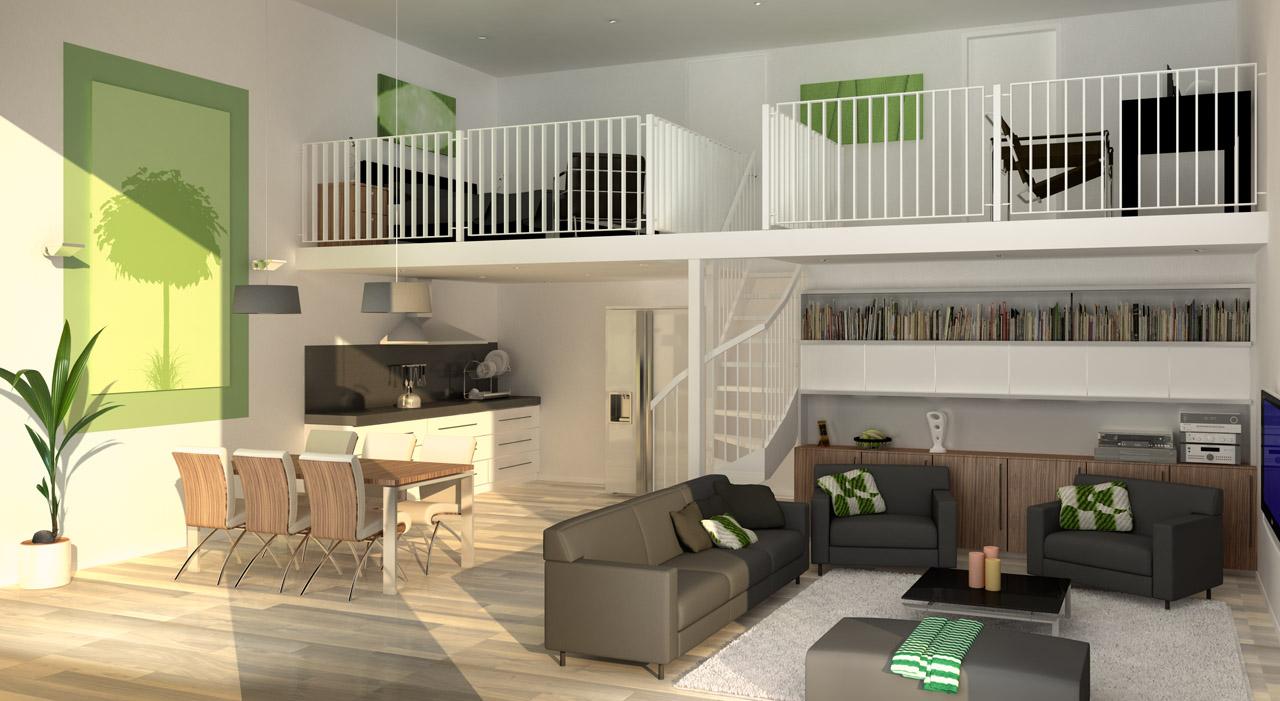 Floris Visualisaties is een bureau gespecialiseerd in het visualiseren van architectuur en vastgoed projecten.