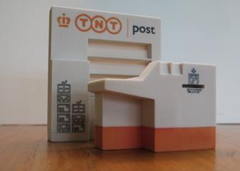3D printing, tastbare 3D modellen voor maquettes, prototypes, productontwikkeling en kunstobjecten