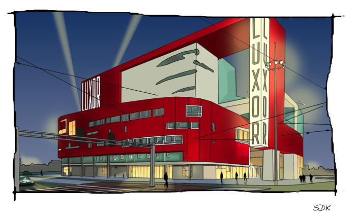 Schetsontwerp maakt levendige 3d striptekeningen van architectonische en stedenbouwkundige plannen. Zowel concrete plannen als abstracte visies en concepten kunnen in Artist impressions tot leven worden getekend. Schetsontwerp is ook te […]